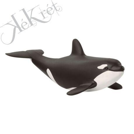 Kardszárnyú delfinkölyök? Schleich