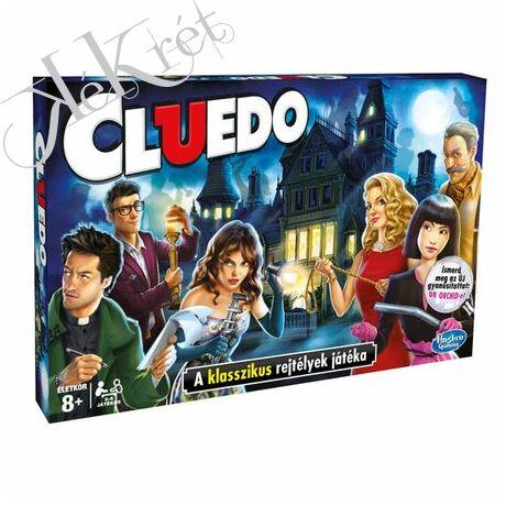 CLUEDO-A klasszikus rejtélyek játéka