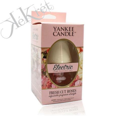 FRESH CUT ROSES elektromos légfrissítő készülék, Yankee Candle