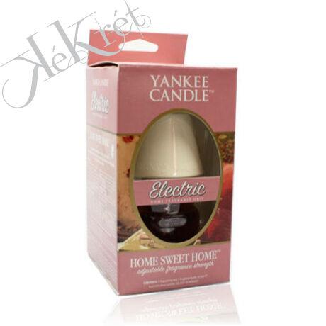 HOMES SWEET HOME elektromos légfrissítő, Yankee Candle