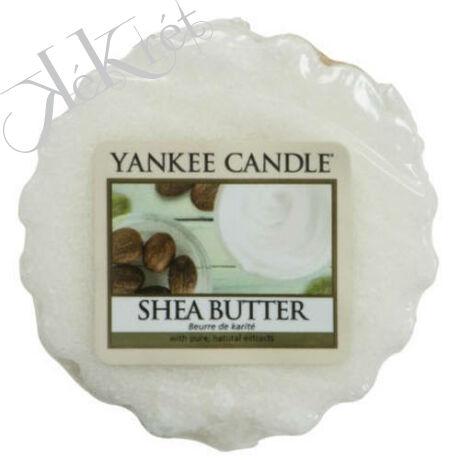 SHEA BUTTER Tarts mini viasz, Yankee Candle