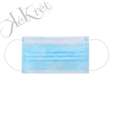 Védőmaszk kék S/50