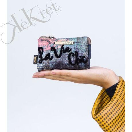 ANEKKE Couture Pénztáska harmónika két rekeszes pénztárca