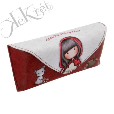 SZEMÜVEGTARTÓ, Santoro-Gorjuss, Little Red Riding Hood