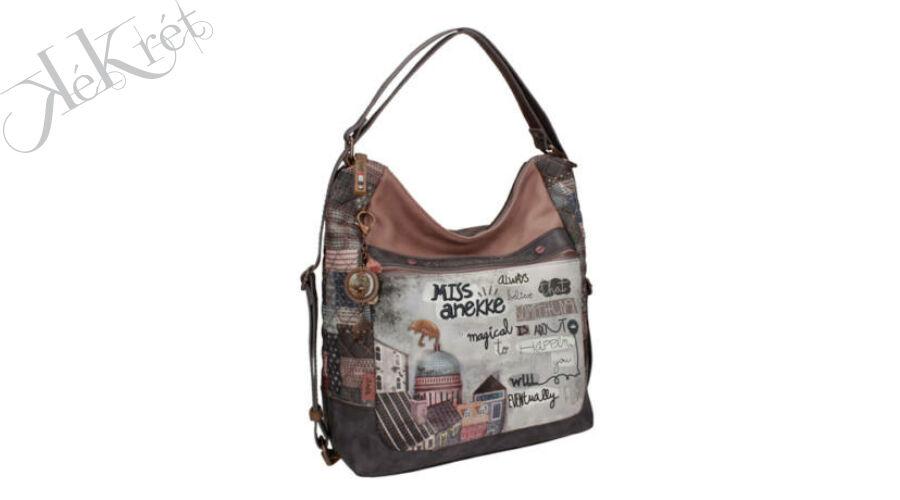 7ae9e0ed4185 Miss Anekke kétfunkciós, női táska, felnőtt, 32x13x36,5cm Katt rá a  felnagyításhoz