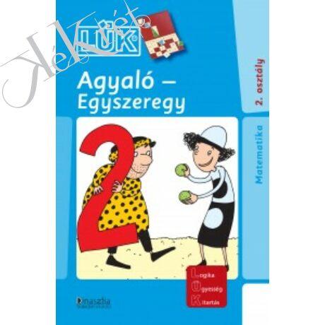 AGYALÓ-EGYSZEREGY 2. osztály