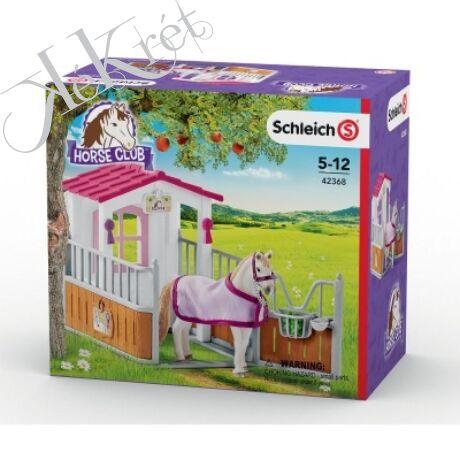 ISTÁLLÓÁLLÁS LUSITANO KANCÁVAL Horse Club Schleich
