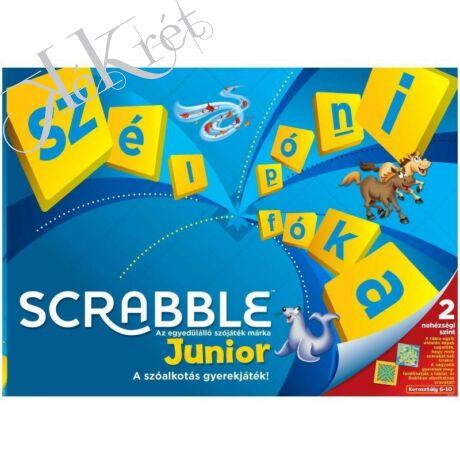 Scrabble Junior társasjáték, Mattel
