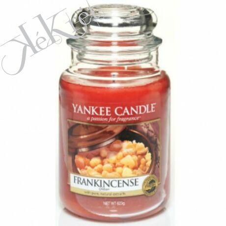 FRANKINCENSE nagy üveggyertya, Yankee Candle
