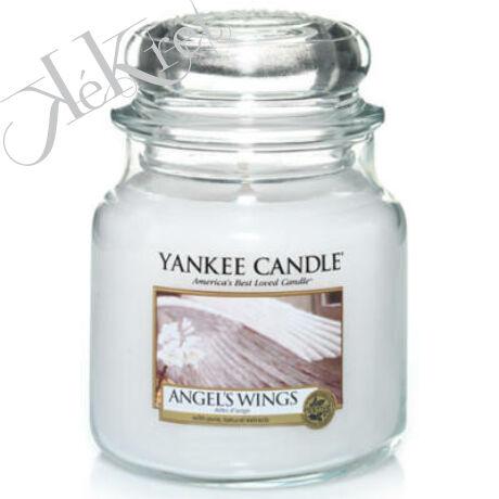 ANGEL`S WINGS közepes üveggyertya, Yankee Candle