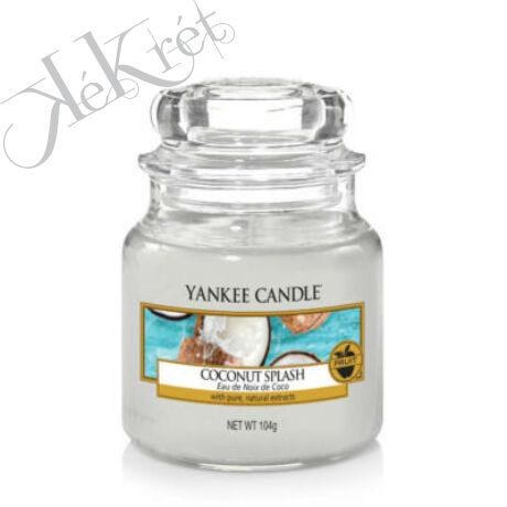 COCONUT SPLASH KIS ÜVEGGYERTYA, Yankee Candle