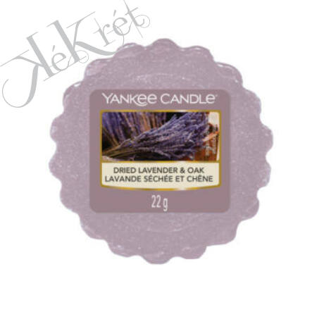 DRIED LAVENDER & OAK TARTS® MINI VIASZ Yankee Candle