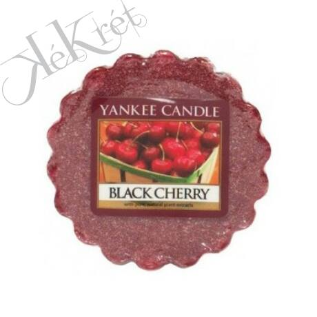 BLACK CHERRY TARTS mini viasz, Yankee Candle