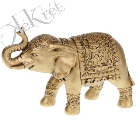 Elefánt álló 22x9x16,5cm