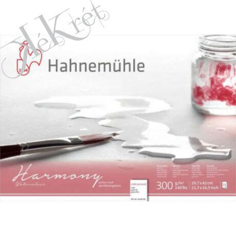 Hahnemühle akvarelltömb, Harmony, 300 g - 12 lap, A3